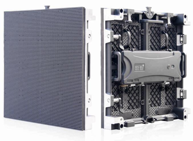 p3.91 outdoor rental screen cabinet