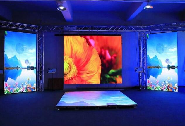 p4 indoor rental screen
