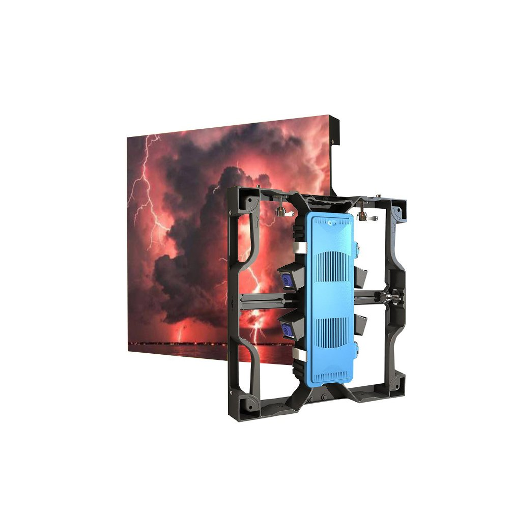 p4.81 rental cabinet