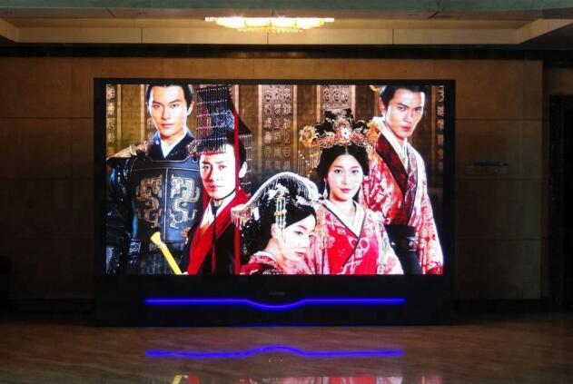 p6 indoor screen