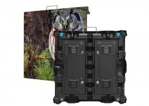 p8 outdoor led cabinet