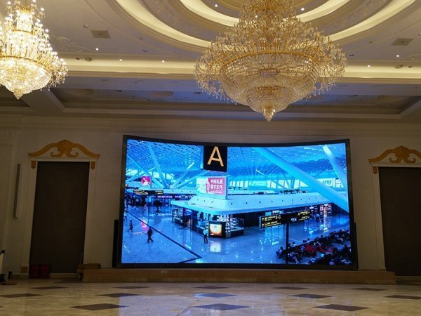 p1.875 small pixel LED screen