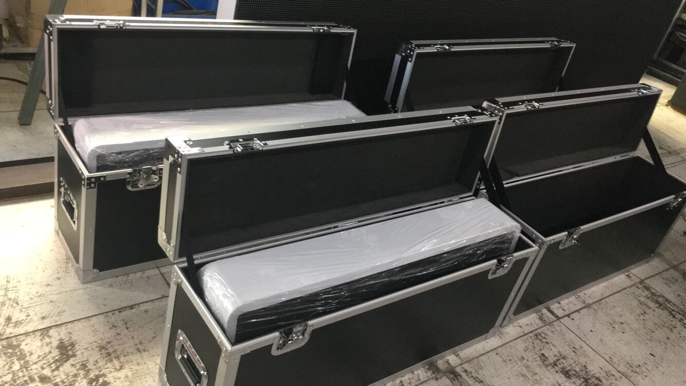 taxi screen packing