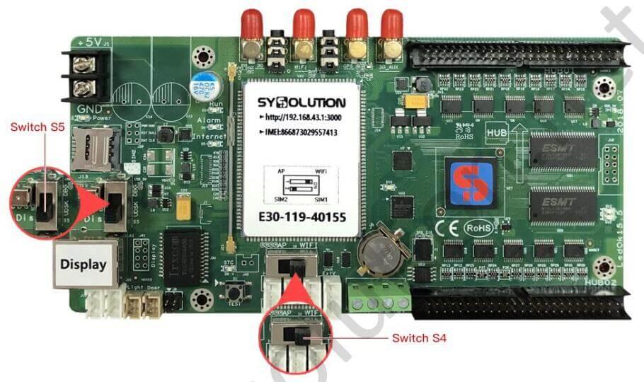system card